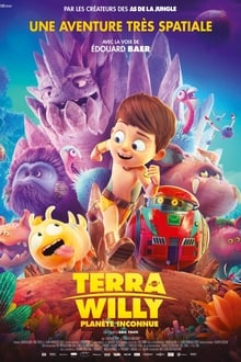 Terra Willy: Plan�te inconnue