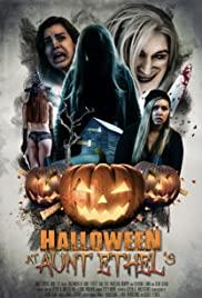 Halloween at Aunt Ethel's