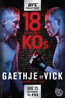UFC Fight Night: Gaethje vs. Vick