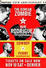 UFC Fight Night: Korean Zombie vs. Rodr�guez