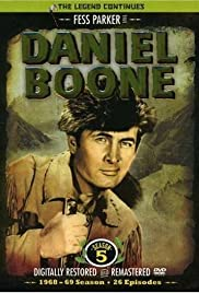 Daniel Boone Season 2 Episode 30