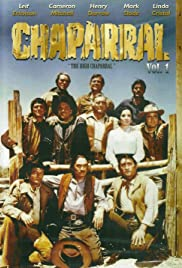The High Chaparral 4X17