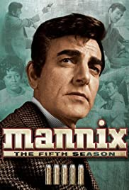 Mannix Season 4 Episode 24