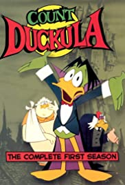 Count Duckula Season 4 Episode 3