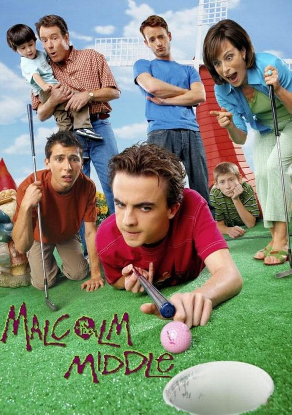 Malcolm in the Middle 1×1