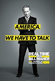 Real Time with Bill Maher 18X17