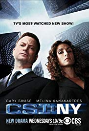 CSI: NY Season 1 Episode 1