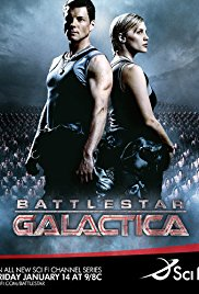 Battlestar Galactica 4×14 : Blood on the Scales