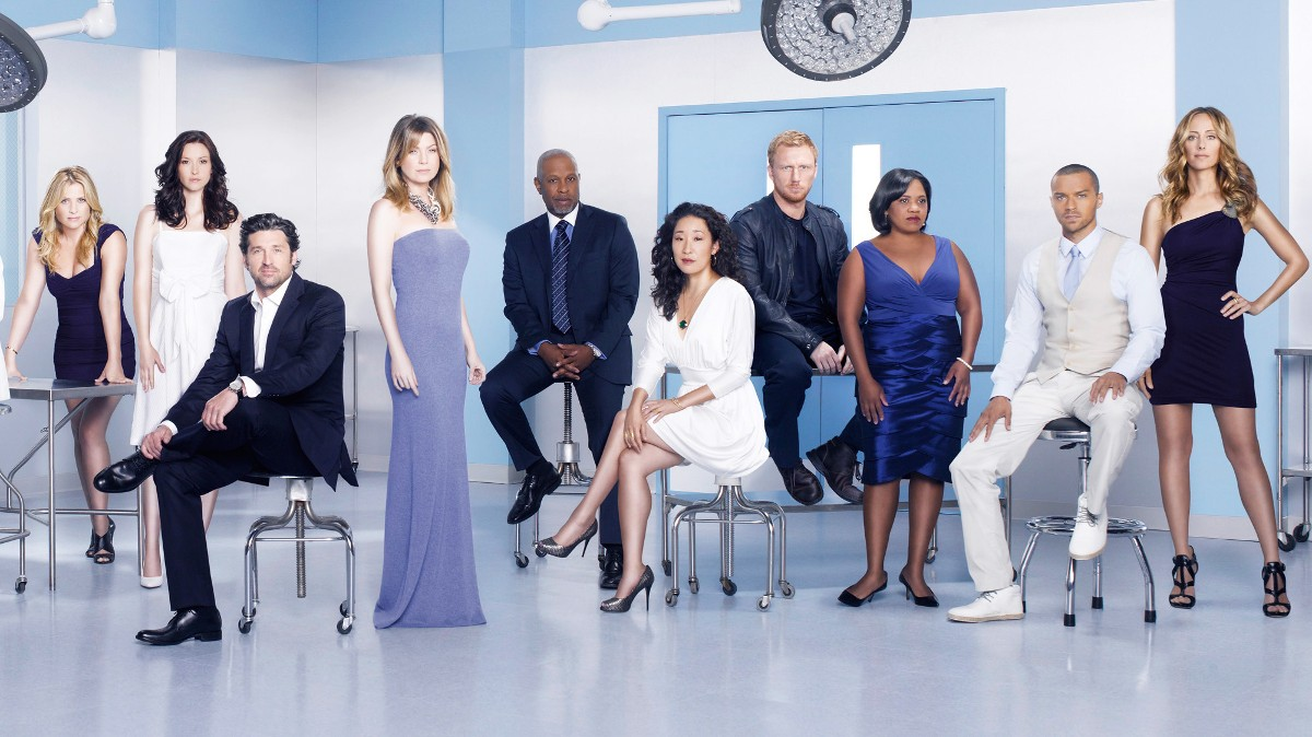Grey's Anatomy 16×8