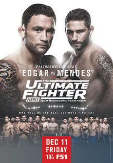 The Ultimate Fighter 1×12