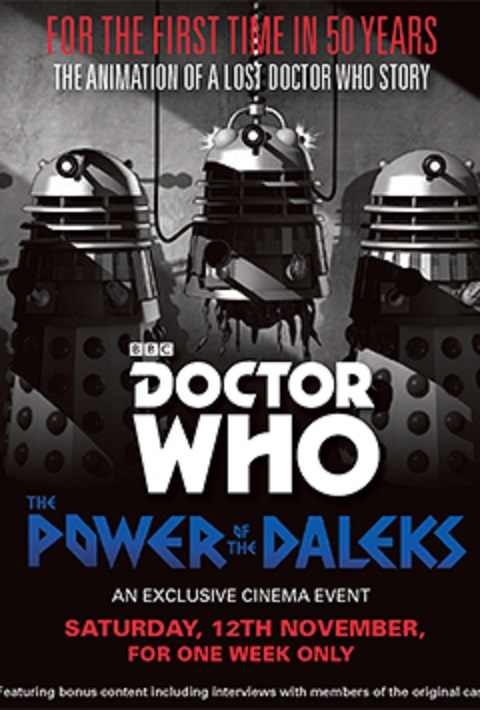 The Power of the Daleks: Episode 1 S01E01