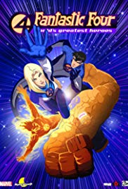 Fantastic Four: World's Greatest Heroes 1×9