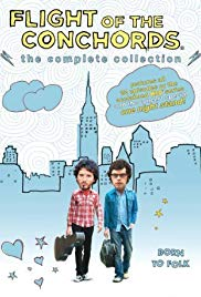 Flight of the Conchords 1×4