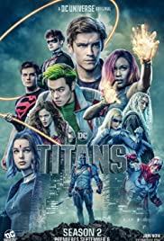 Titans Season 2 Episode 8