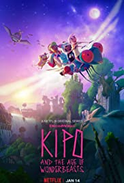 Kipo and the Age of Wonderbeasts Season 3 Episode 2