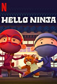 Hello Ninja Season 1 Episode 8