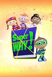 Super Why! Season 1 Episode 16