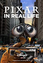 Pixar in Real Life Season 1 Episode 1