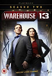 Warehouse 13 1×1