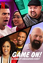 Game On A Comedy Crossover Event Season 1 Episode 4