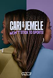 Cari & Jemele (won't) Stick to Sports