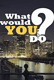 Primetime: What Would You Do?