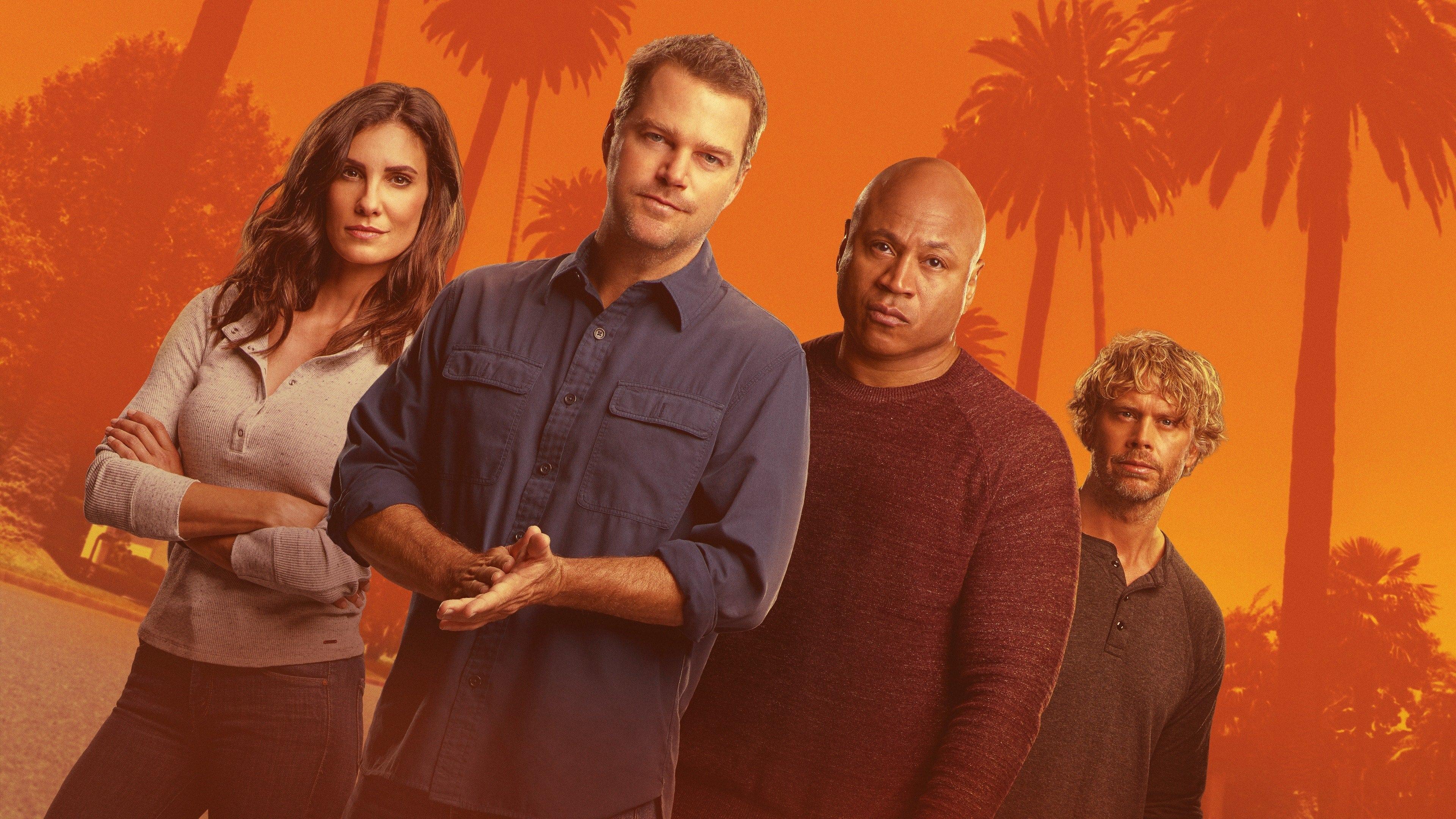 NCIS: Los Angeles 12×7