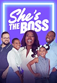 She's the Boss Season 1 Episode 1