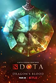 Dota: Dragon's Blood