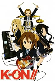 K-ON! 1×13 : Winter Days!