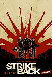 Strike Back Season 8 Episode 1