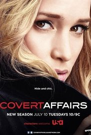 Covert Affairs 1×9