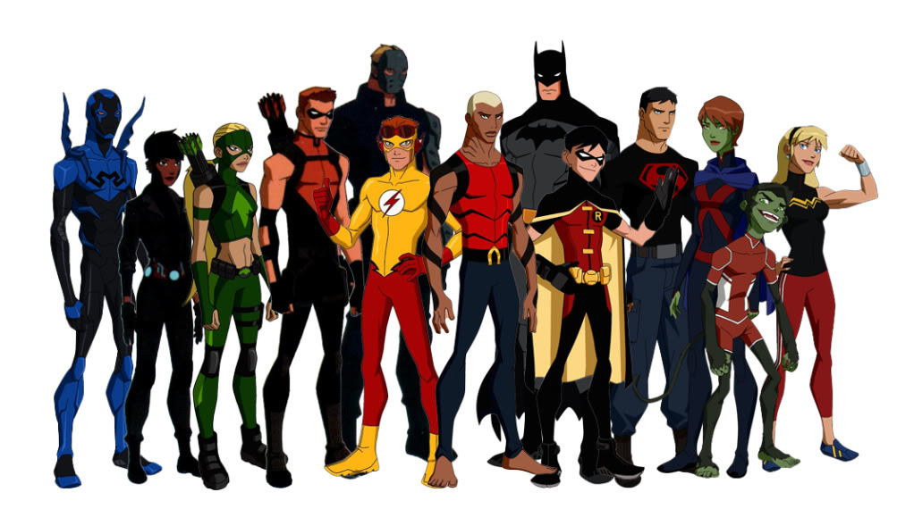 Young Justice 3×13