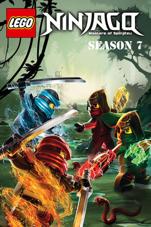 LEGO Ninjago: Masters of Spinjitzu Season 12 Episode 6