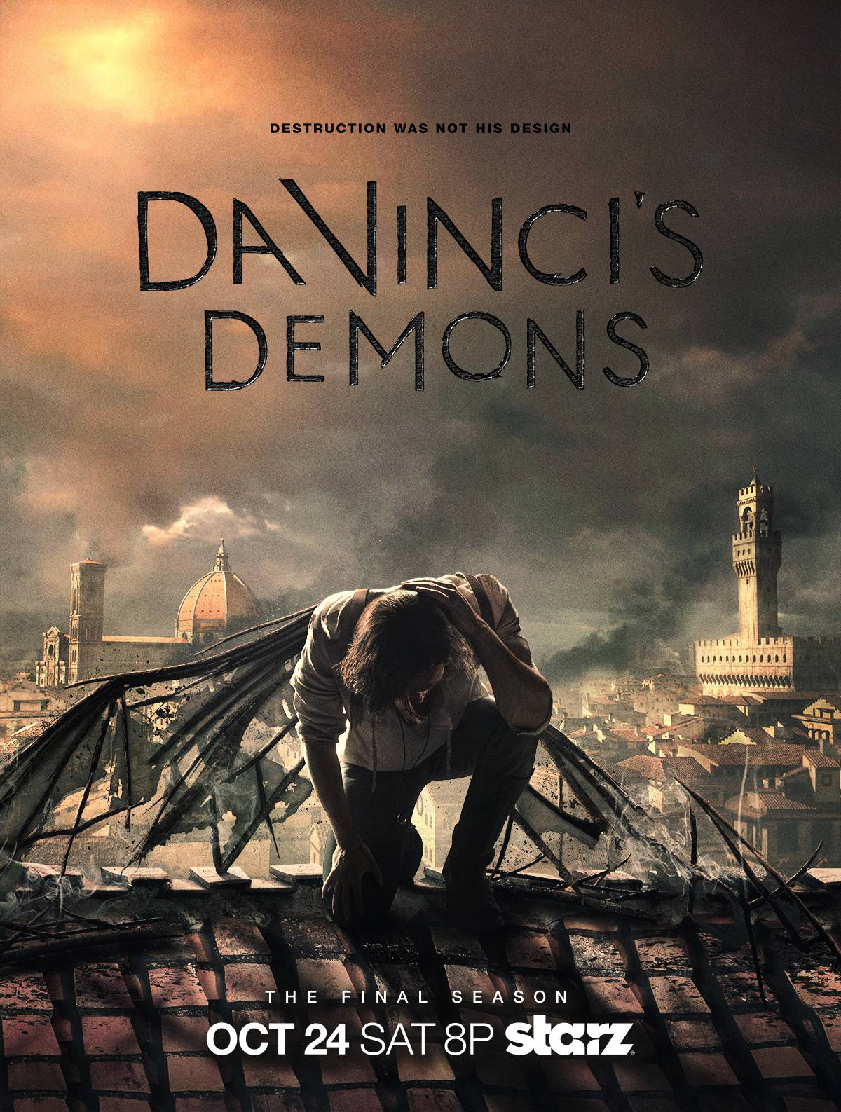 Da Vinci's Demons Season 1 Episode 1