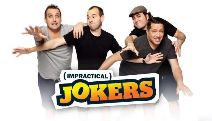 Impractical Jokers 8×14