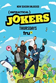 Impractical Jokers 8X24