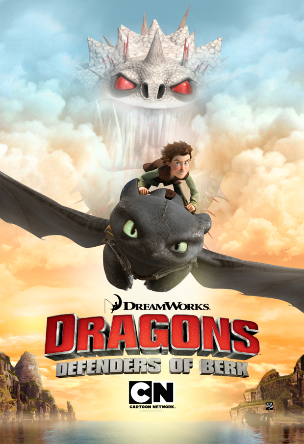 DreamWorks Dragons Season 4 Episode 4