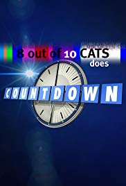 8 Out of 10 Cats Does Countdown Season 18 Episode 1