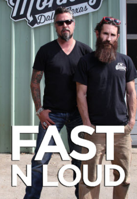 Fast N' Loud Season 15 Episode 7