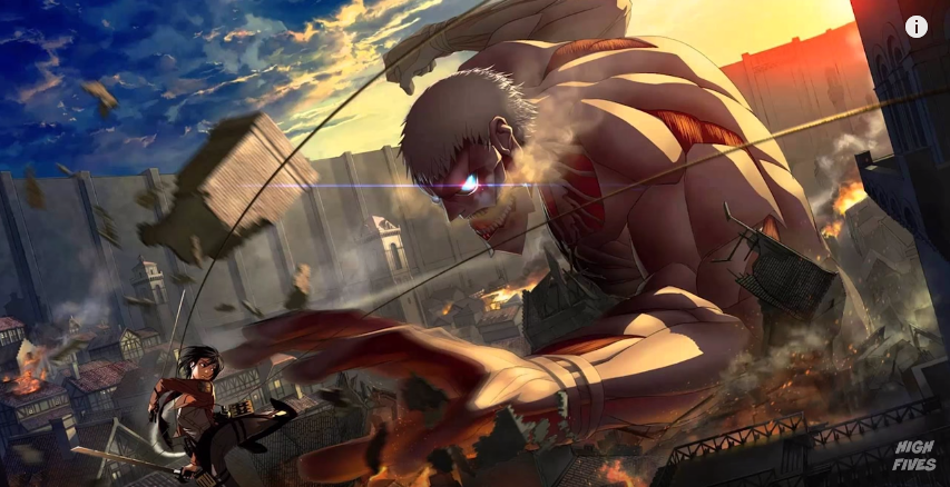 Attack on Titan 3×16