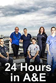 24 Hours in A&E S17E01
