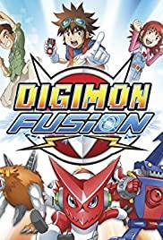 Digimon Fusion S02E21
