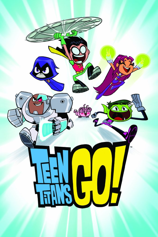 Teen Titans Go! Season 1 Episode 34