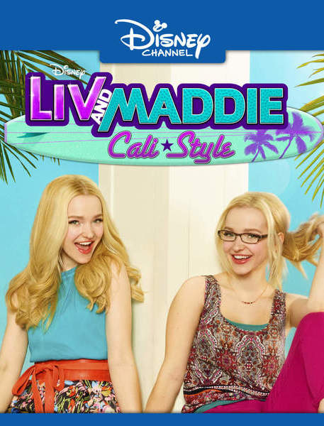 Liv and Maddie S03E14