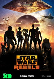 Star Wars Rebels 2×12 : Legends of the Lasat