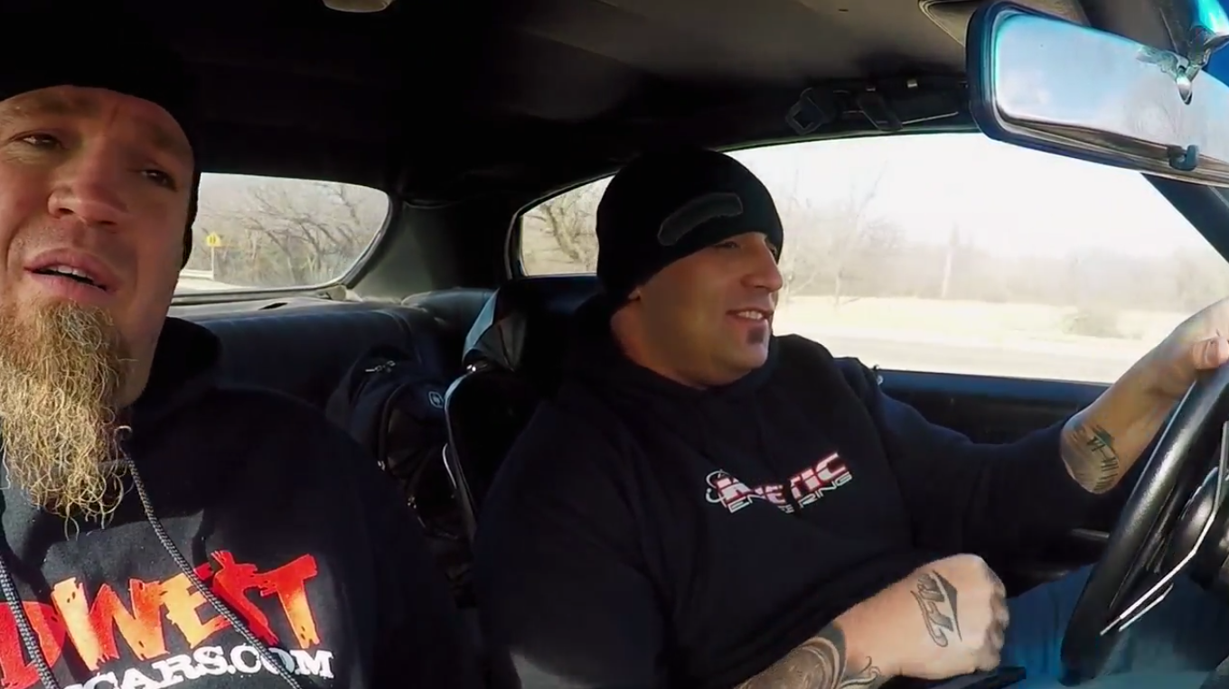 Street Outlaws 11×25