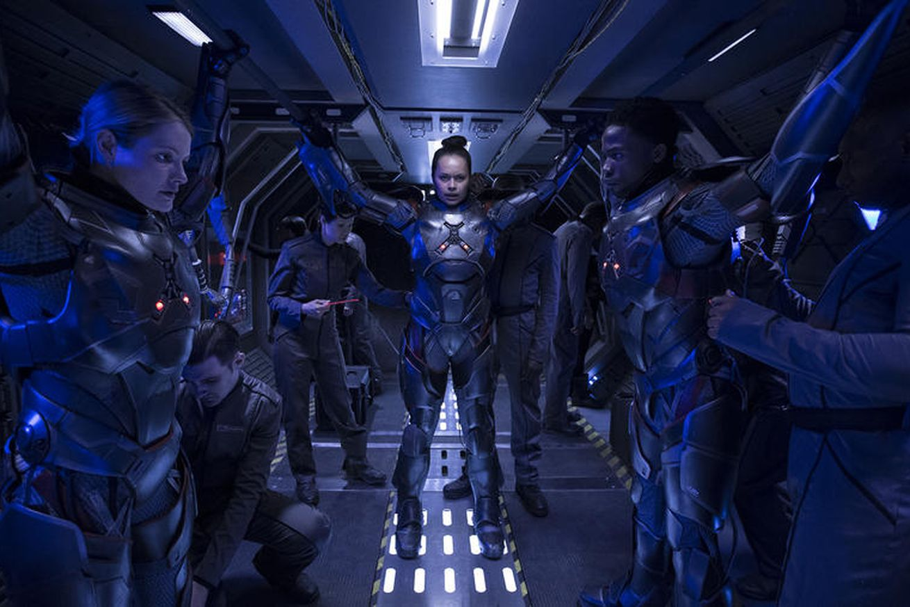 The Expanse 5×7