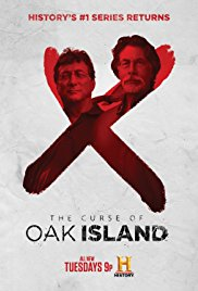 The Curse of Oak Island 7X9