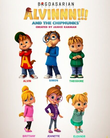 Alvinnn!!! and The Chipmunks S03E09